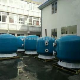 河北游泳池设备厂家/批发游泳池过滤沙缸/泳池水处理沙缸价格