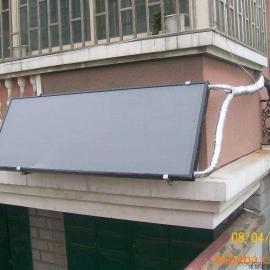 平板太阳能热水器―阳台平板太阳能壁挂热水器