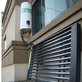 平板太阳能热水器―阳台壁挂太阳能壁挂热水器