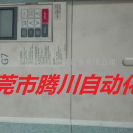 东莞安川G7系列变频器维修 安川变频器报vcf修理