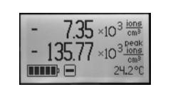AIC2型空气负离子检测仪