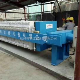 食品厂污水处理压滤机隔膜压滤机 板框压滤机 带式压滤机博创厂家
