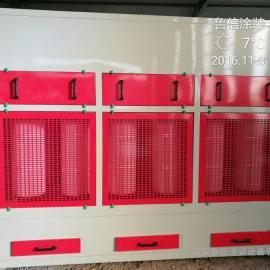 家具干式无尘打磨柜 立式打磨柜 环保吸尘柜 脉冲干式环保柜