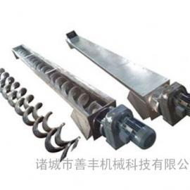 厂家专业生产无轴螺旋输送机