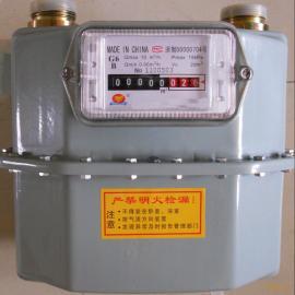 工业膜式燃气表G10
