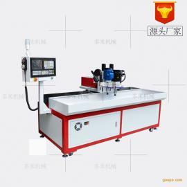 厂家提供免费试样 多米钻孔攻丝机 全自动 数控深孔钻加工厂商