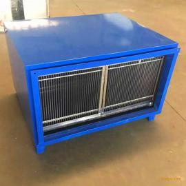 德州餐饮排油烟用4000风量高压静电油烟净化器