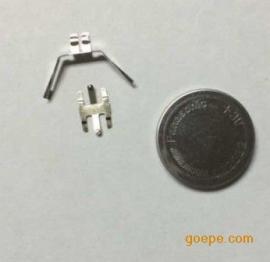 专用汽车遥控器CR2032电池弹片