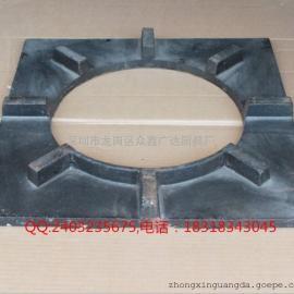 商用锅炉配附件 炉面单眼燃气炉灶 黑色生铁板 生铁沟风板