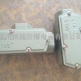 DN20mm防爆三通穿线盒