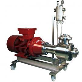 管线式高剪切乳化机,管线式分散乳化泵