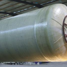 广安污水处理 玻璃钢化粪池厂家