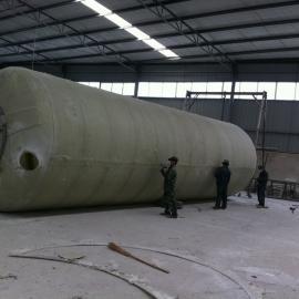南充污水处理玻璃钢化粪池厂家