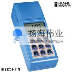 HI93703-11N-浊度仪-高精度浊度仪-哈纳浊度仪