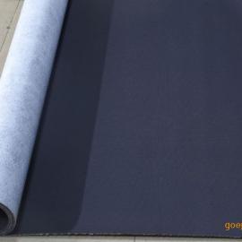 2mm环保高阻尼隔音毡 高效宽频隔音毯 墙体吊顶隔音材料