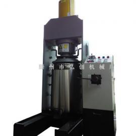 胡麻大型液压榨油机 弘创牌亚麻籽新型全自动多功能液压榨油机