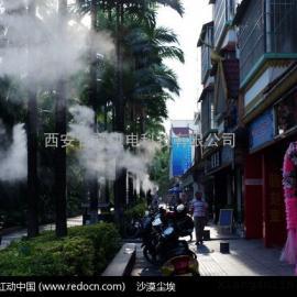 甘肃喷雾降温加湿设备价格