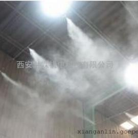 四川成都景观喷雾降温工程