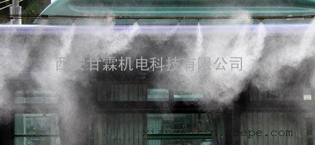 四川成都加药喷雾除臭设备生产厂家
