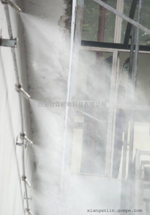 四川成都车间喷雾降温系统价格