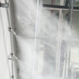 四川成都垃圾站喷雾消毒除臭设备厂家