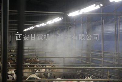 四川成都厂房加湿系统厂家