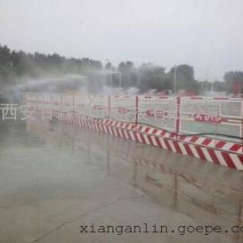 陕西喷雾降温加湿系统设备厂家