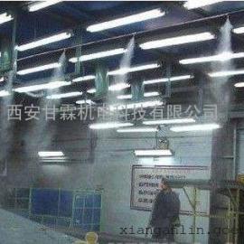 陕西垃圾站喷雾消毒除臭设备价格