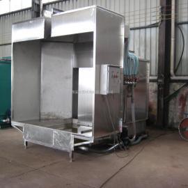 制药废气处理设备方案设计