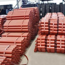 皮带输送机托辊 皮带机托辊厂家 嵩阳煤机