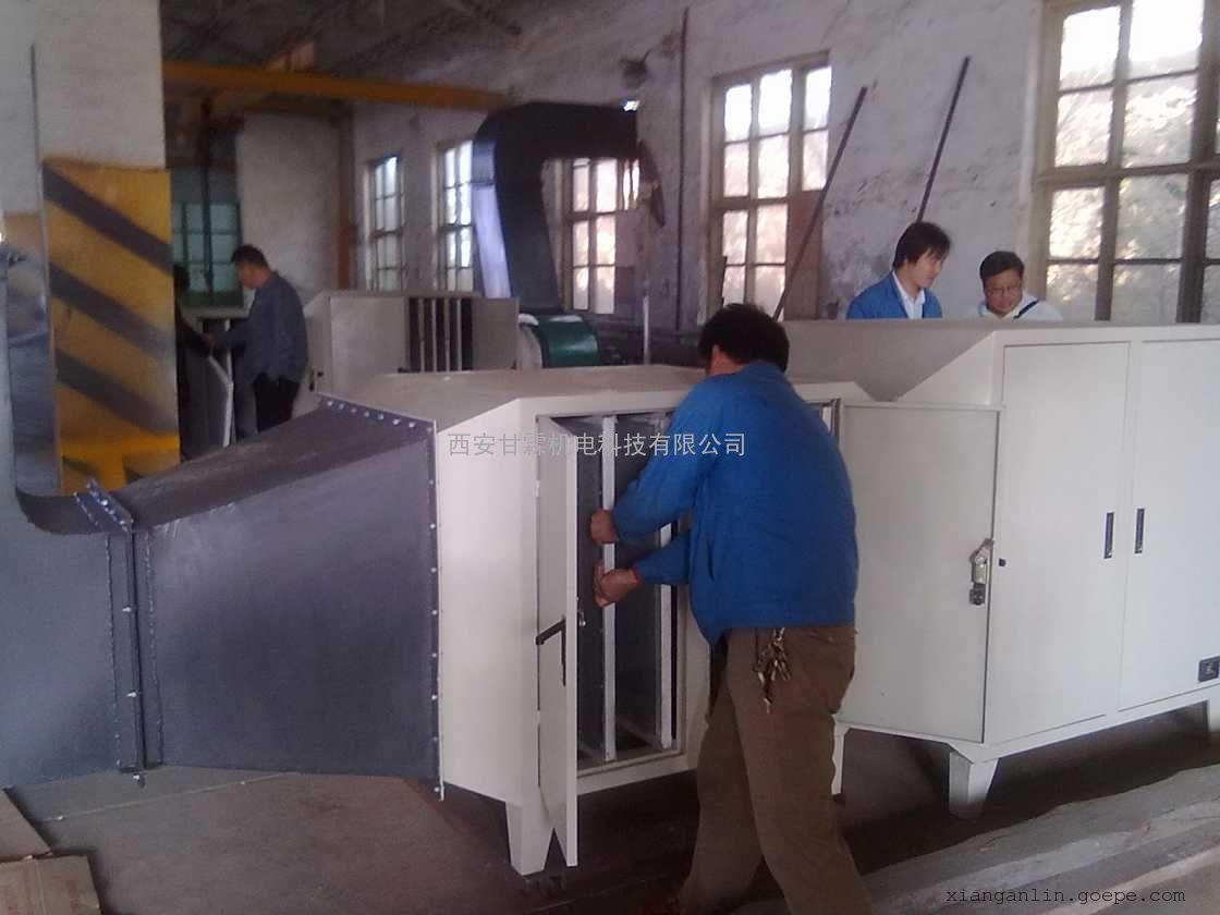 西安漆雾净化设备制造厂家