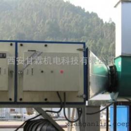 西安模板厂喷漆废气处理设备价格
