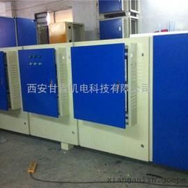 西安塑料造粒机废气处理设备品牌