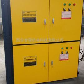 西安塑料厂废气处理设备案例