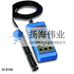 HI9146-便携式溶氧仪-北京便携式溶氧仪-哈纳溶氧仪