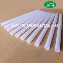 PC管厂家直销T8LED日光灯光扩散乳白95%透光率聚碳酸酯PC塑料圆管