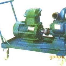 油罐车倒油泵 BCB系列齿轮泵 泊头优源油罐车泵
