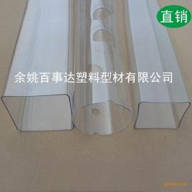 浙江PC管厂家直销挤出高透明园林喂鸟器聚碳酸酯PC塑料圆管