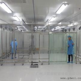 厂家供应洁净棚 百级洁净棚 洁净厂房洁净棚 不锈钢洁净棚