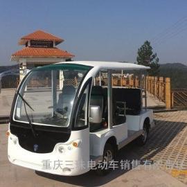 重庆TS-GQ08A燃油观光车/重庆旅游电动观光车