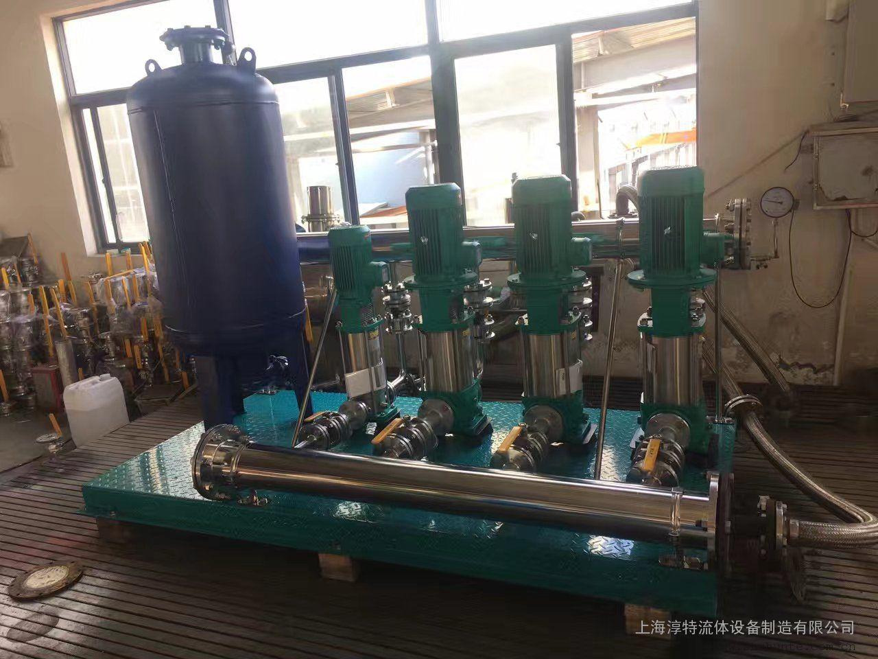 浙江无负压变频供水设备生产厂家