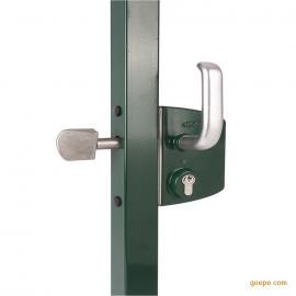 locinox平移门锁/护栏锁/栅栏门锁/围栏锁