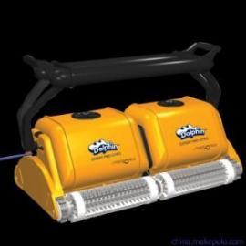 2×2海豚泳池吸污机,海豚全自动清污机,海豚泳池清道夫