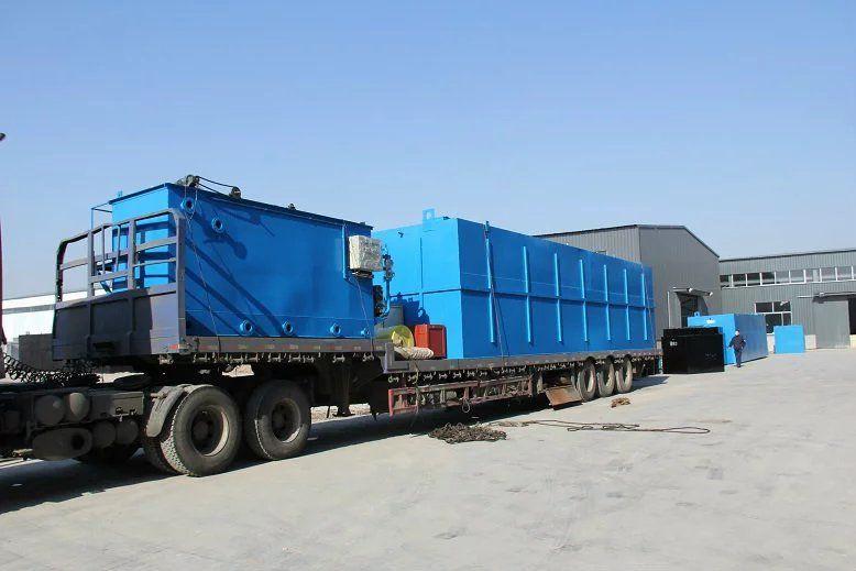 内蒙古医院污水处理设备厂家安装|地埋式医院废水处理设备价格