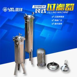 液体袋式过滤器不锈钢液体袋式过滤器 精密液体过滤 耐温耐腐