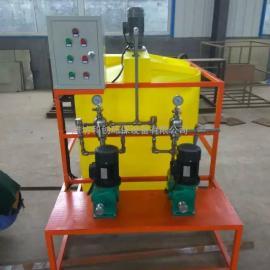 絮凝剂PAC加药/聚合氯化铝加药装置/PAC投加装置价格