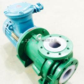 氟塑料耐腐�g磁力泵