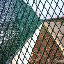 机场安全封闭镀锌浸塑防护栏栅网