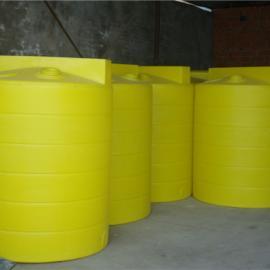 1500L化工搅拌罐,1.5吨计量箱