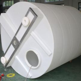 6吨搅拌计量箱,5吨中和反应箱